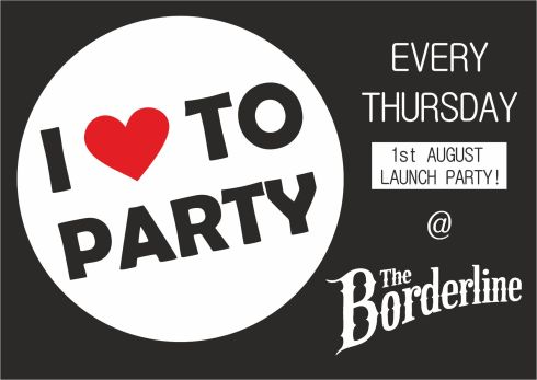 Ilovetoparty_flyer_BORDERLINElauchparty_front