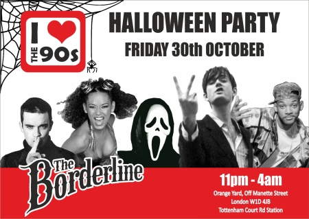Ilovethe90s_BORDERLINE_HALLOWEENflyer_FRONT