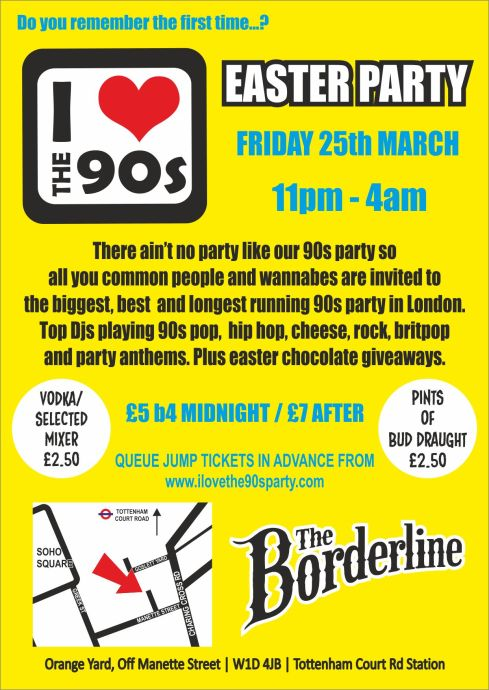 Ilovethe90s_BORDERLINE_EASTER flyer_back