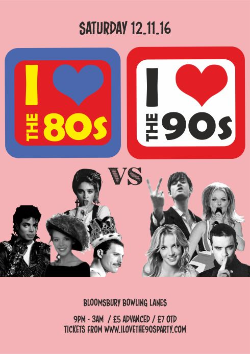 80vs90s_bloomsbury-lanes_a3-poster